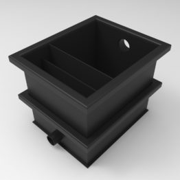 filtre bassin 5m³